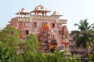 Kali Temple at Amritapuri